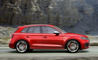 Report: Audi RS Q5 Will Borrow the RS5's Engine