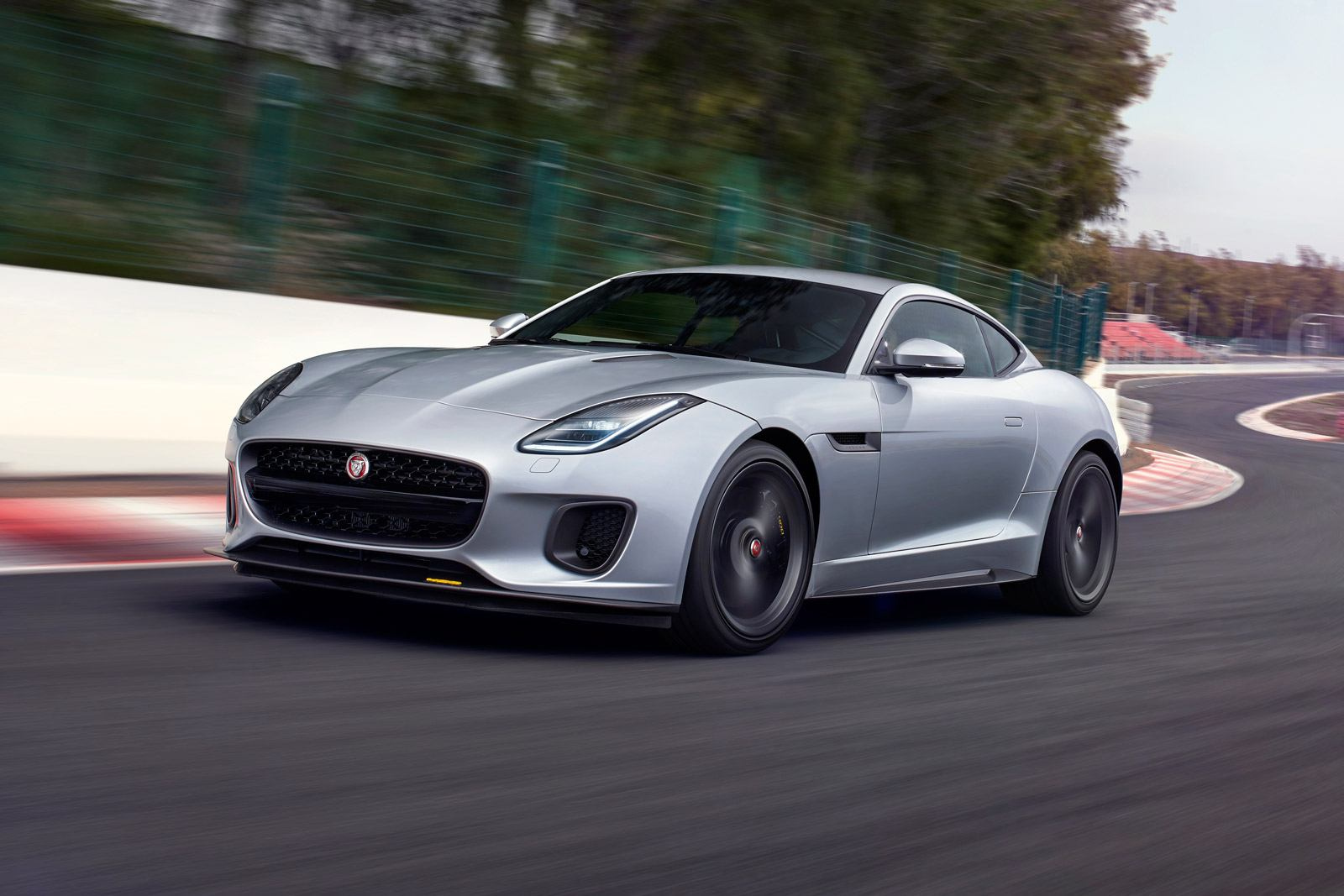 2018 jaguar f type