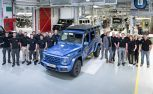 It Took Nearly 40 Years to Produce the 300,000th Mercedes G-Class