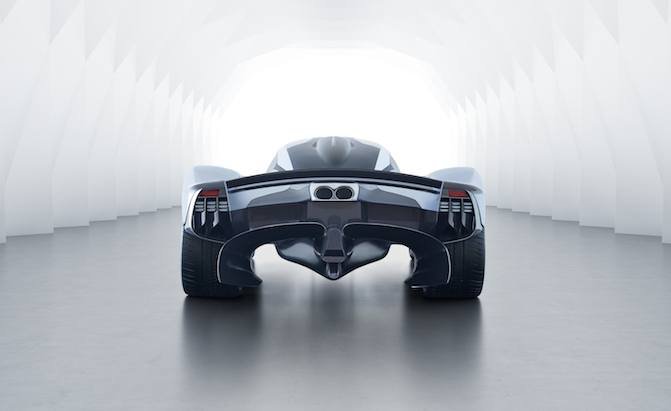 5 Things You Need To Know About The Aston Martin Valkyrie Autoguide Com News