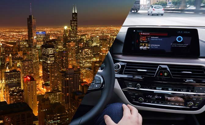 Why Does BMW Have a Technology Office in Chicago? » AutoGuide.News