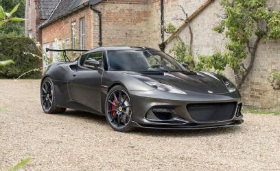 Lotus Evora GT430 Offers Up More Downforce, 190 MPH Top Speed