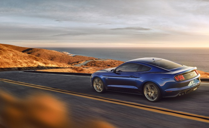 Top 10 Surprising Cars the 2018 Ford Mustang GT Beats to 60
