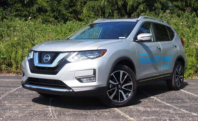 Nissan Propilot Assist Takes Adaptive Cruise Control To The Next