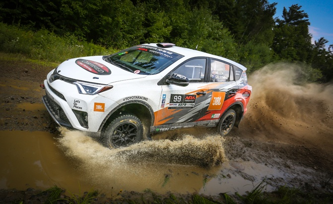 killed ryan millens toyota rav rally car     life  won autoguidecom news