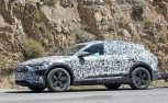 Audi's First All-Electric Crossover Spied Testing on Public Roads
