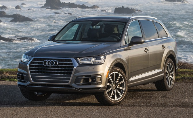 Audi Offers Voluntary Software Update for 850,000 Diesels