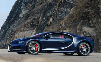 Even Bugatti is Turning to Electrification for More Performance