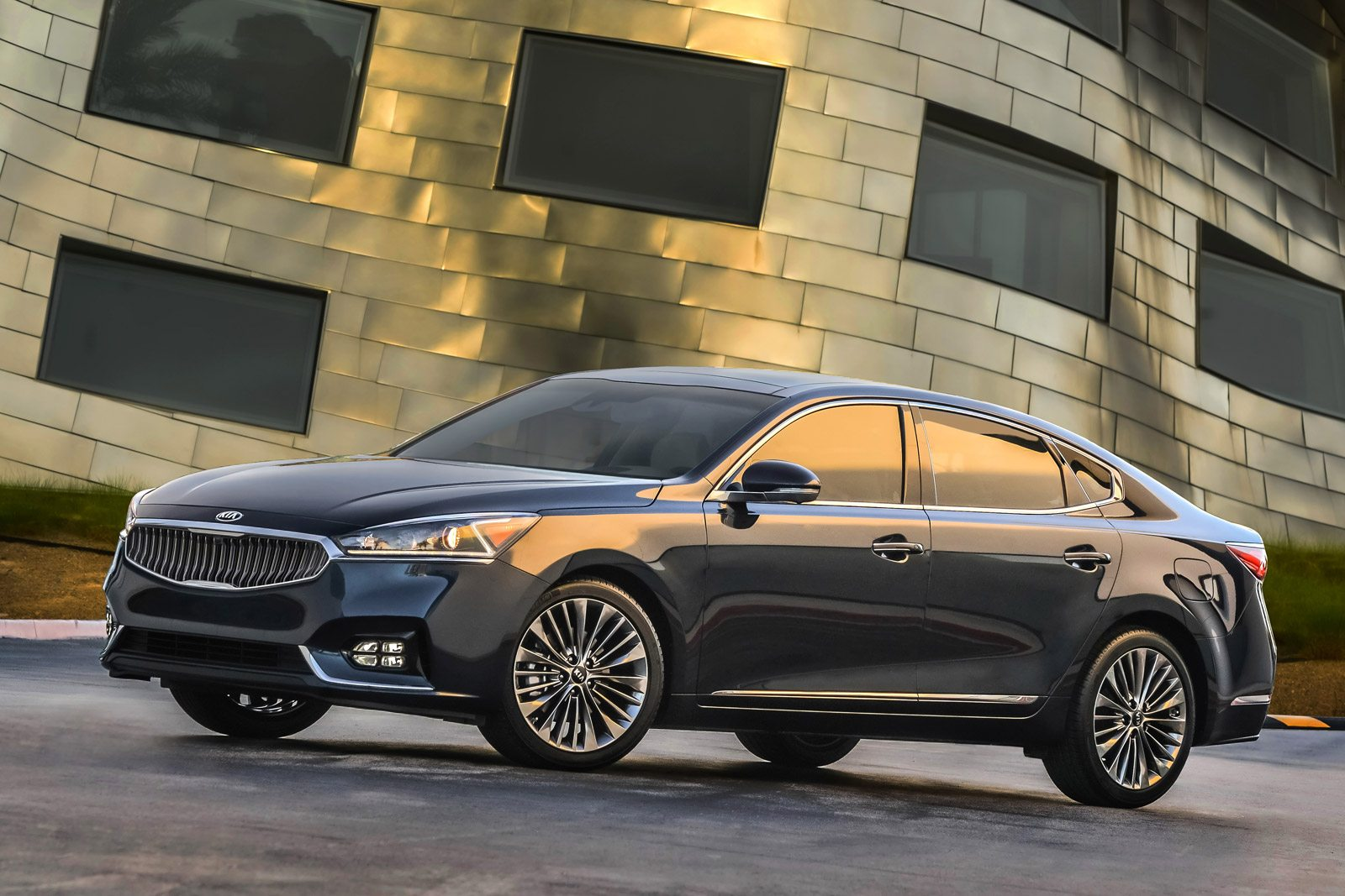 The kia cadenza rises to the occasion taking highest ranked in the large car segment the korean automaker s sedan beat out the nissan maxima and dodge