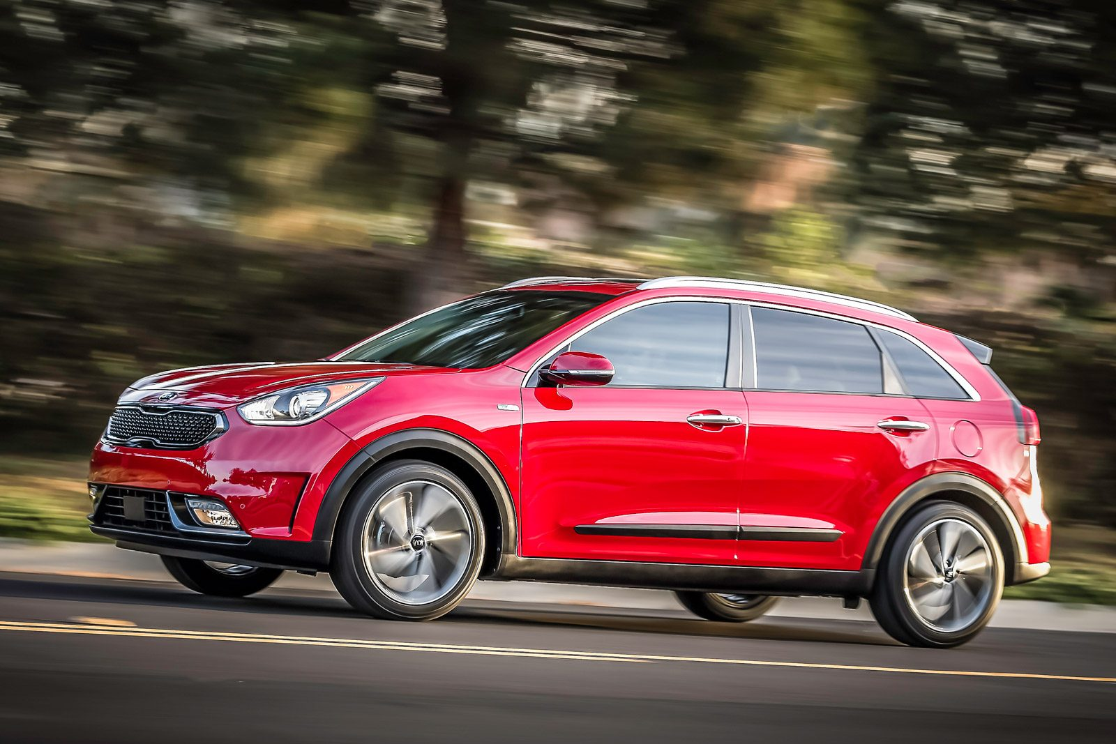 The kia niro is of the newest faces in the small suv category but it s already the most appealing tying for second place are the buick encore and kia