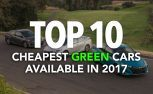 Top 10 Cheapest Green Cars Available in 2017