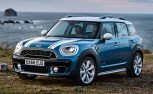 2017 MINI Countryman Earns IIHS Top Safety Pick Award