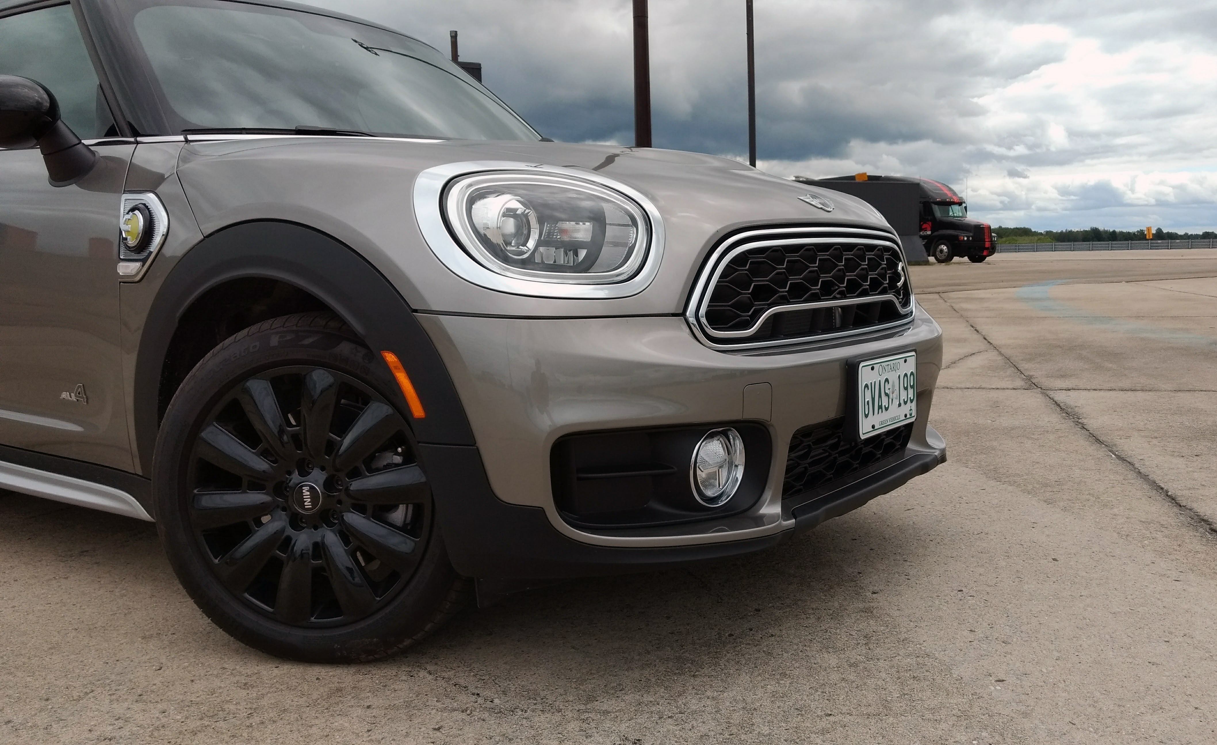2018 Mini Countryman Se Review 5