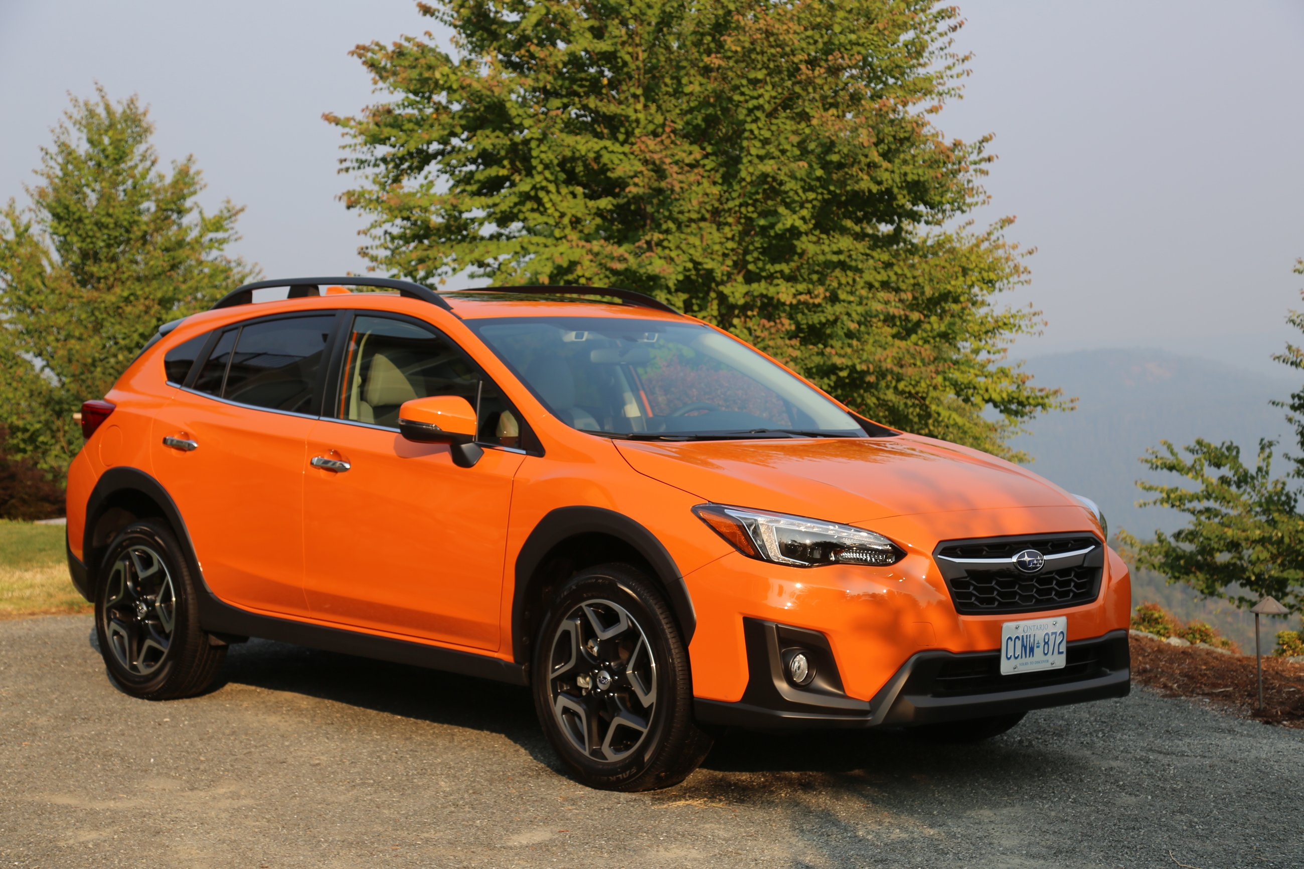 2018 subaru ground clearance. contemporary 2018 2018subarucrosstrekreviewbc12 to 2018 subaru ground clearance