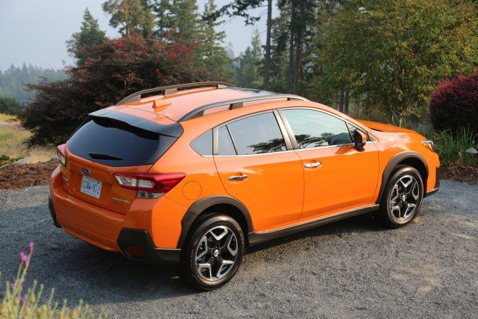 2018 subaru crosstrek review news. Black Bedroom Furniture Sets. Home Design Ideas