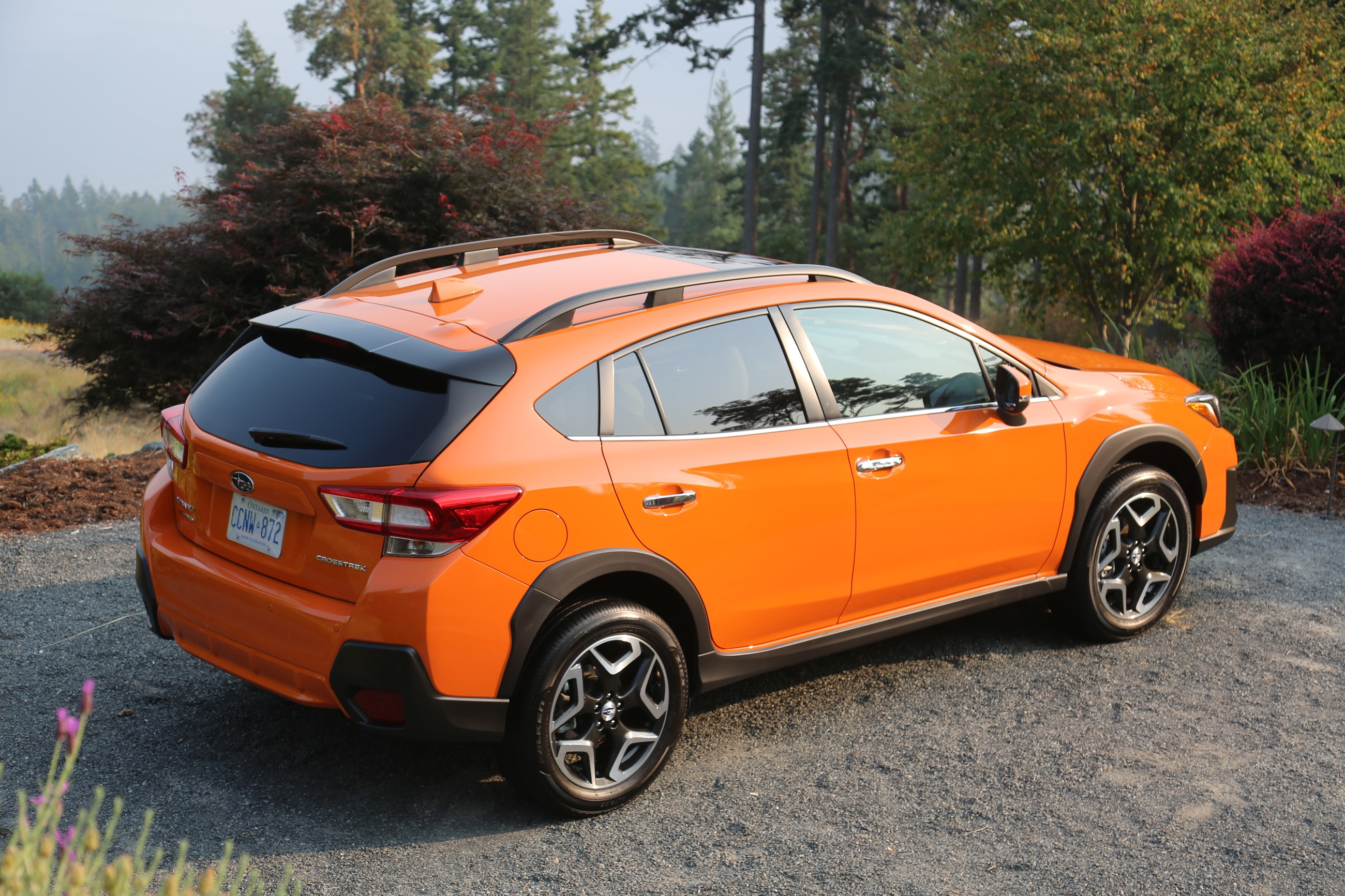 2018 Subaru Crosstrek Review - AutoGuide.com News