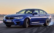 2018 BMW M5 Officially Arrives with 600 HP and AWD