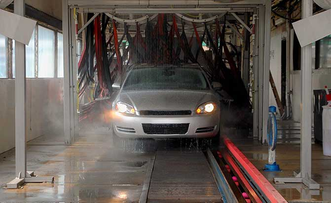 Are Soft Cloth Car Washes Safe For Your Paint