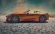 This is the Beautiful New BMW Z4 Concept