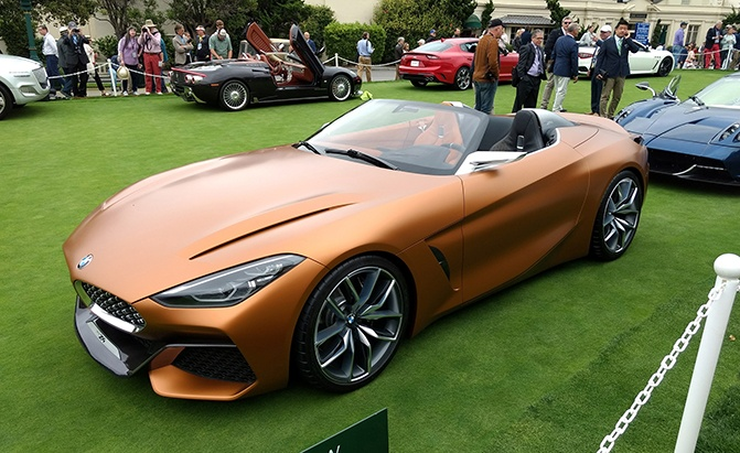 Bmw Z4 Concept Archives 187 Autoguide Com News