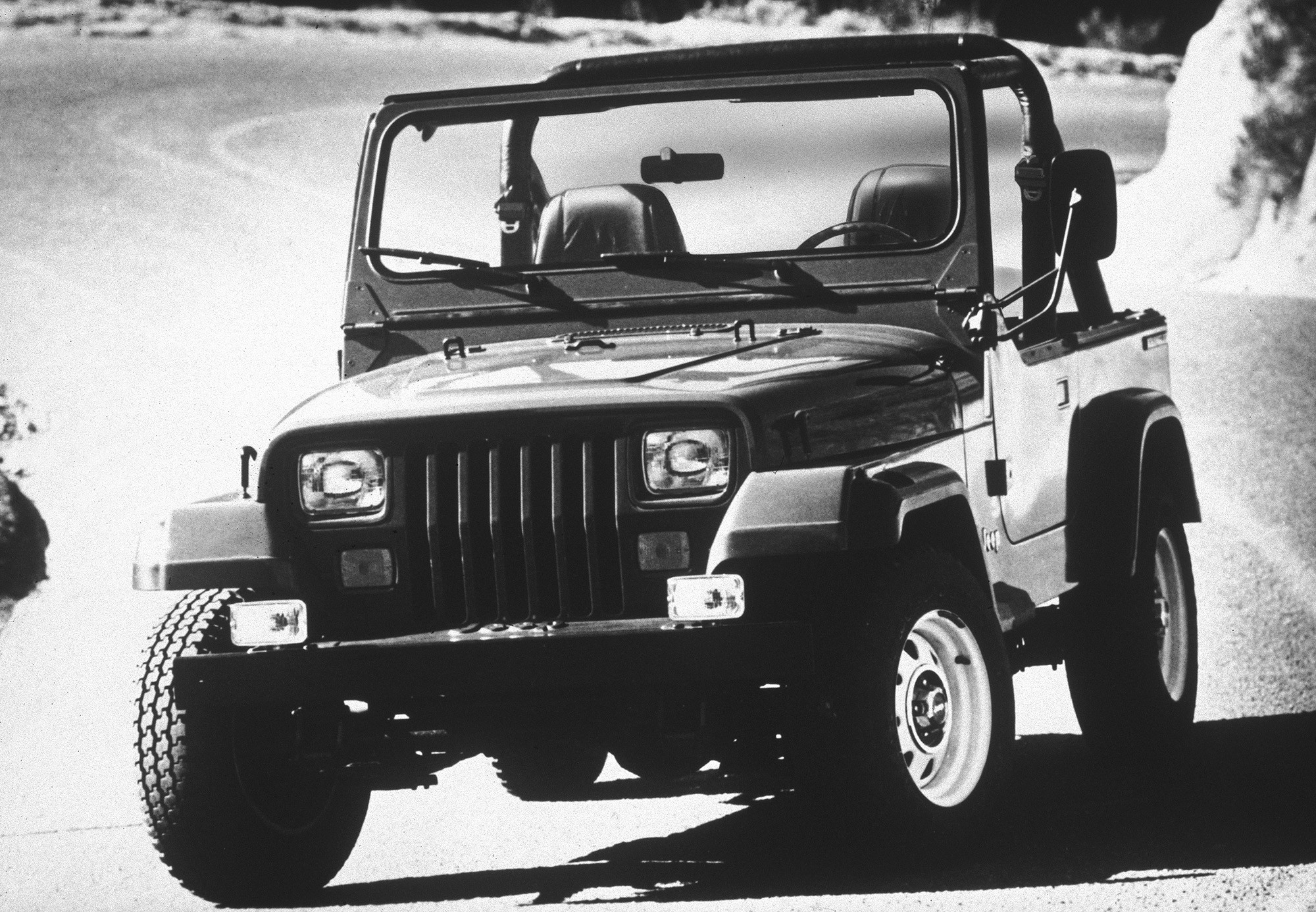 The Road Travelled History Of The Jeep Wrangler