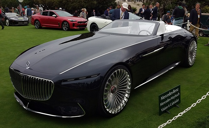 Cheap Insurance For Teens >> Mercedes-Maybach Unveils Super Swanky 750-HP Electric Convertible » AutoGuide.com News