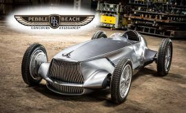 2017 Monterey Car Week and Pebble Beach Concours d'Elegance Coverage