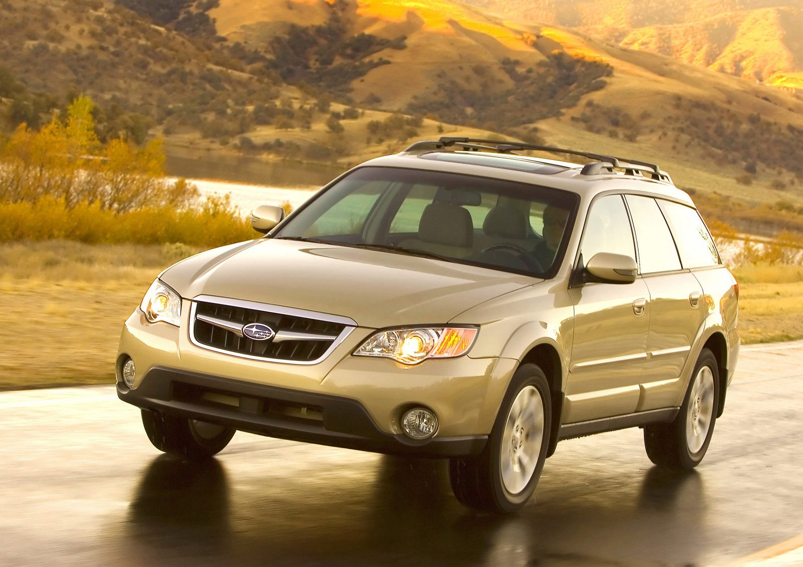the road travelled history of the subaru outback news. Black Bedroom Furniture Sets. Home Design Ideas