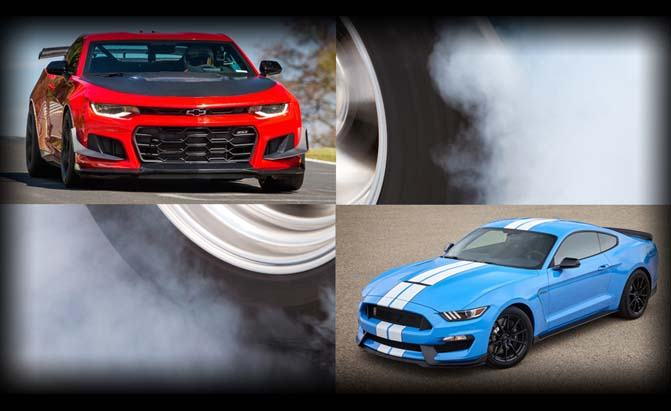 Camaro ZL1 or Shelby GT350?