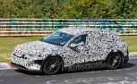 Audi Takes its EV Crossover to the Nurburgring for Testing
