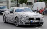 BMW 8 Series Coupe Spied Again – This Time With Production Lights