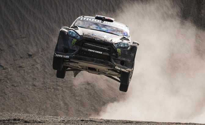 Ken Block Takes His Fiesta Off-Road in 'Terrakhana' » AutoGuide.com News