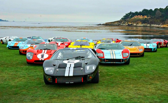 What To Expect At Monterey Car Week AutoGuidecom News - Monterey car show