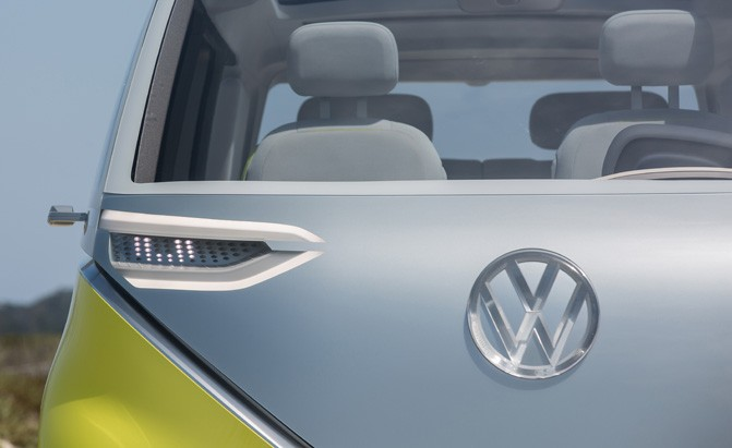 The VW Logo is Soon Set to Change