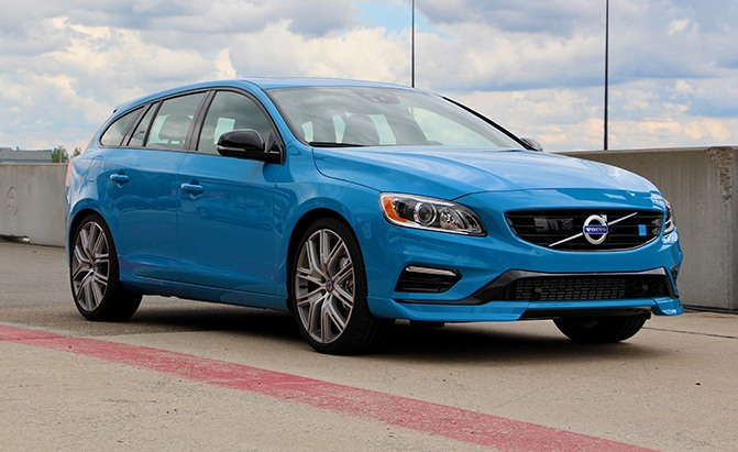2017 volvo s60 and v60 polestar track test review news. Black Bedroom Furniture Sets. Home Design Ideas