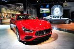 2018 Maserati Ghibli Lands With Updated Looks, More power