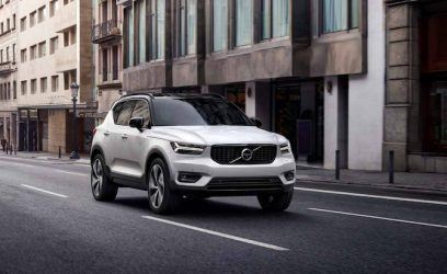 Volvo XC40 Marks Automaker's Entry Into Compact Crossover Segment