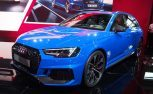 The Audi RS4 Avant is Back and it's More Powerful Than Ever