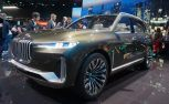 BMW X7 iPerformance Concept Previews Plug-In Full-Size SUV