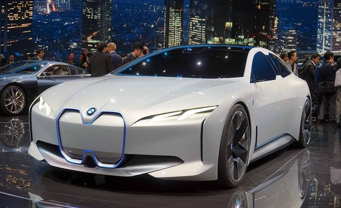Bmw I7 Trademark Is Kept Alive For A While Longer