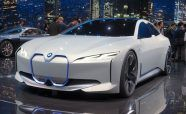BMW Debuts EV Concept for Tesla Competitor
