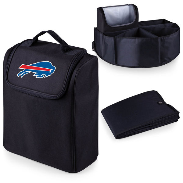 The Best NFL Car Accessories include the buffalo bills trunk organizer