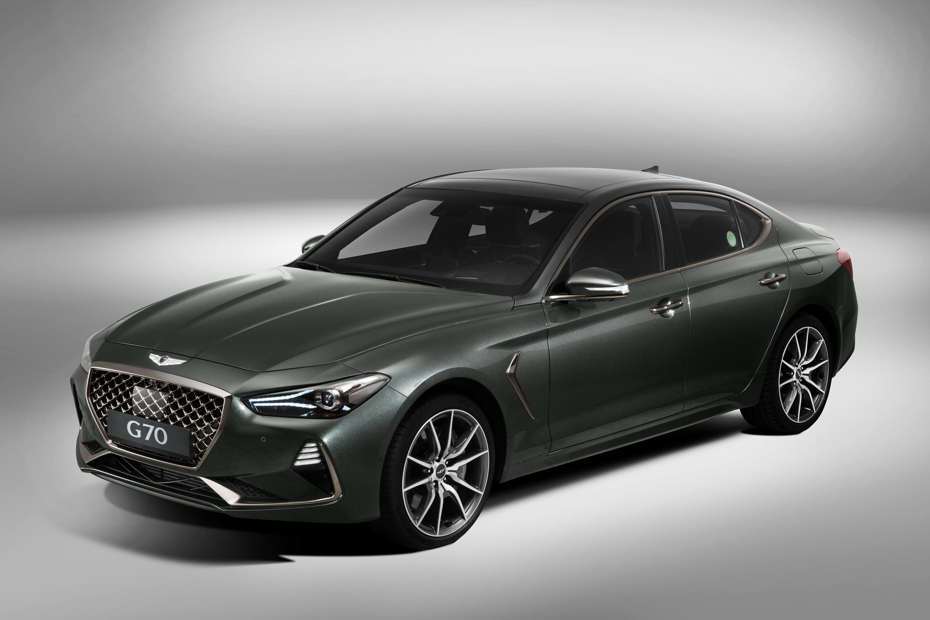 Everything You Need to Know about the 2018 Genesis G70 ...
