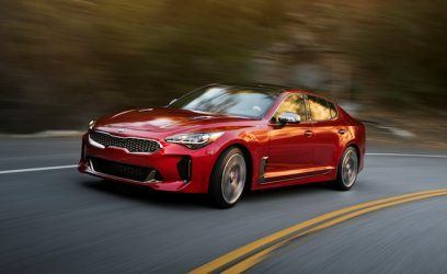 A V8 Kia Stinger Could be Headed to North America