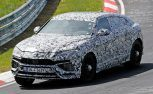 Lamborghini Says the Urus SUV Will Own the Nurburgring