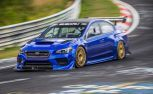 Watch the Subaru WRX STi NBR Special Lap the 'Ring in Under 7 Minutes