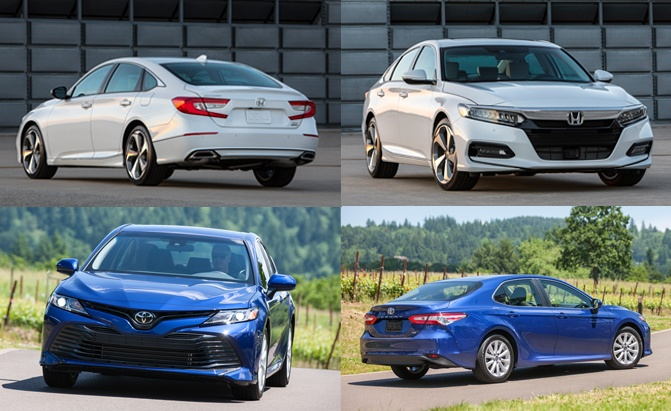 Awesome Poll: Toyota Camry Or Honda Accord?