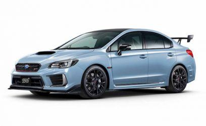 Subaru Drops Two More Awesome STi Models for Japan Only
