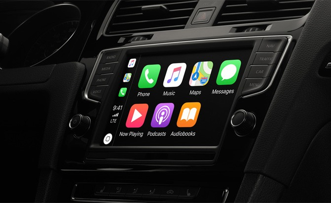 top 10 cheapest cars with standard apple carplay and android auto news. Black Bedroom Furniture Sets. Home Design Ideas