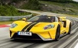 Ford GT Goes to Norway, Sets Lap Record in the Arctic